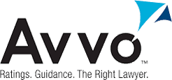 Logo Recognizing Nemann Law Offices, LLC's affiliation with AVVO