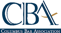 Logo Recognizing Nemann Law Offices, LLC's affiliation with the Columbus Bar Association