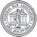 Logo Recognizing Nemann Law Offices, LLC's affiliation with the Federal Bar Association