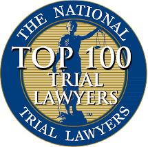 Logo Recognizing Nemann Law Offices, LLC's affiliation with the National Trial Lawyers